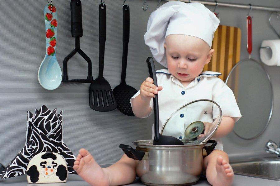Диета за кърмачки: гответе супи