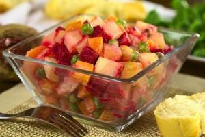 Класическа рецепта за винегрет: пригответе здравословна салата
