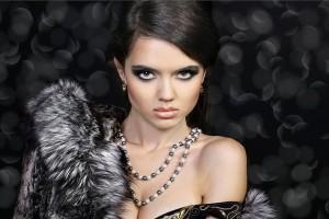 Make-up Smoky Ice krok za krokem - profesionální technika doma