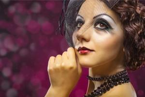 Makeup v Chicagu ve 30. letech - buďte v trendu módních nápadů!