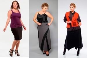 Jak vybrat sukně pro ženy s nadváhou?