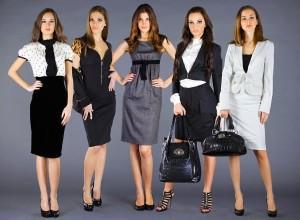 Mohou být atraktivní dámské obleky?