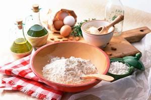 Продукти за тесто