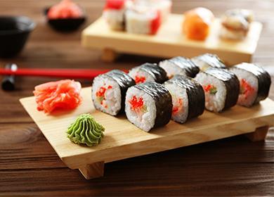 Sushi rullaa