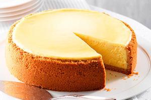 Klasický tvarohový koláč