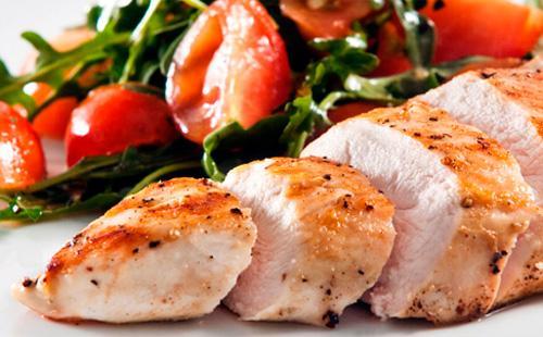 Kuřecí prsa jídla  Jak udělat kuře lahodně