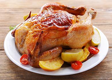 Хрупкаво пиле