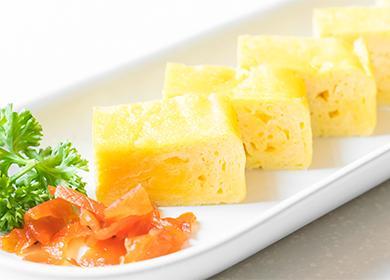 Omeleta na vodě