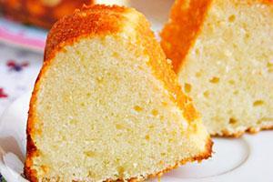 Chalupa tvarohový dort