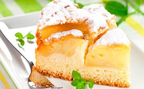 Шарлът с рецепти за ябълки  как да си направите вкусен ябълков пай