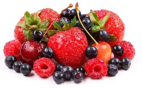 Плодове и плодове