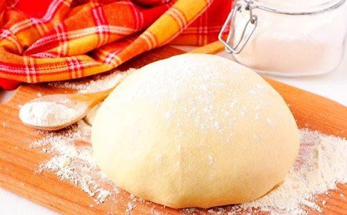 Брашно тесто