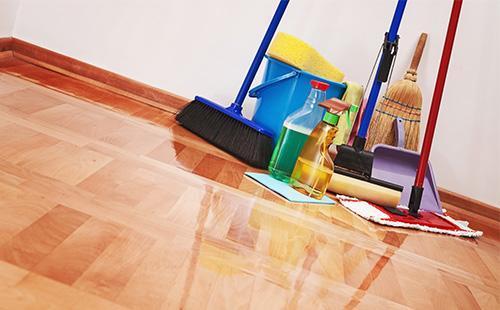 Podlahové čisticí prostředky