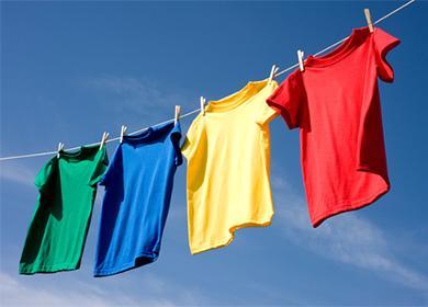 Многоцветни тениски