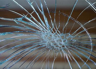 Zlomené zrcadlo