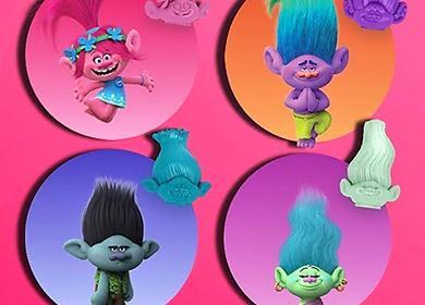 Анимационни фигури за танцуване