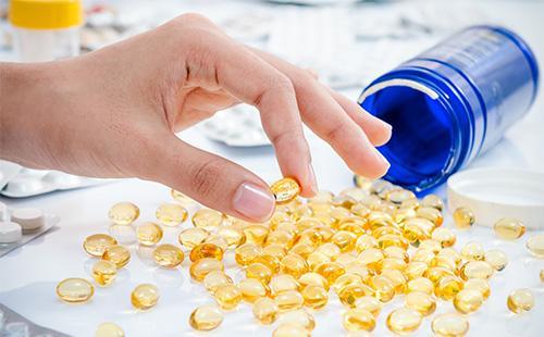 Капсули с витамин Е