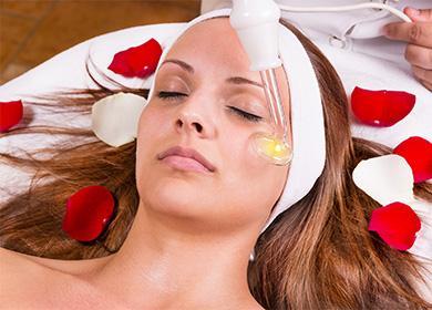 Озонова терапия на лицето