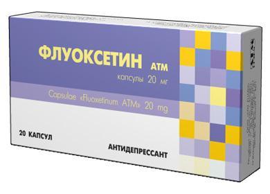Flucosetin-pakkaus