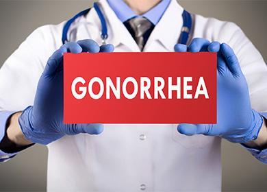 Sukupuoliteitse tarttuvat taudit - Gonorrhea