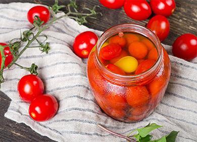 Rajčatová marináda