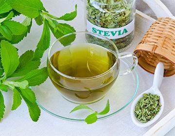 Stevia čaj