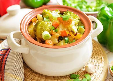 Зеленчукова яхния