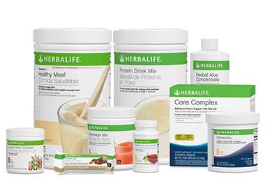 Herbalife-tuotelinja