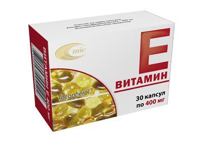 E-vitamiinipakkaus