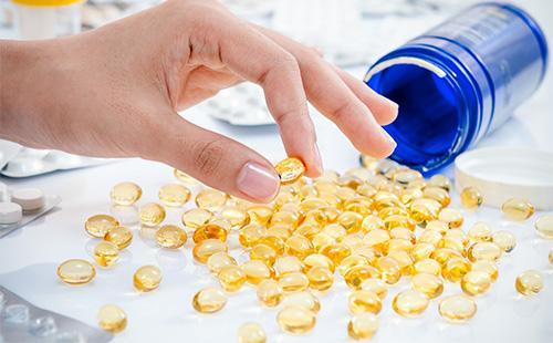 E-vitamiinikapselit