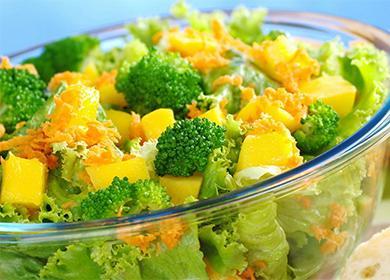 Зеленчуци в чиния