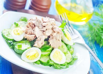 Nicoise salát