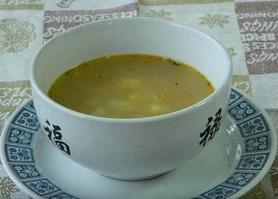 Готвене на вкусна грахова супа със свинско месо: рецепта със снимки и видеоклипове.
