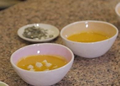 Ароматен крем от тиква супа: стъпка по стъпка рецепта със снимка!