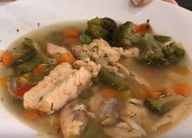 Рецептата за вкусна рибена супа от пъстърва: само главата и опашката!