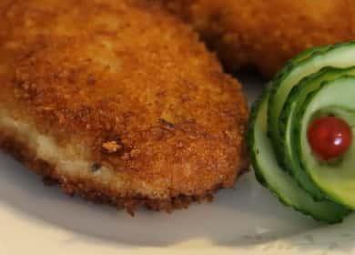 Пилешки мляни кюфтета по стъпка по стъпка рецепта със снимки