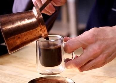 Как правилно да се вари кафе на турчин: рецепта със снимка.