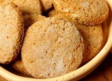 Приготвяме истински бисквитки Мария у дома според рецептата със снимка.