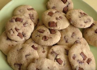 Готвене на вкусна и проста бисквита в микровълновата за 5 минути: стъпка по стъпка рецепта със снимка.