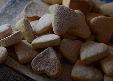 Готвене на нежни бисквитки върху кисело мляко: стъпка по стъпка рецепта със снимка.