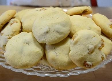 Готвене проста и вкусна рецепта на основата на стафиди със снимка.