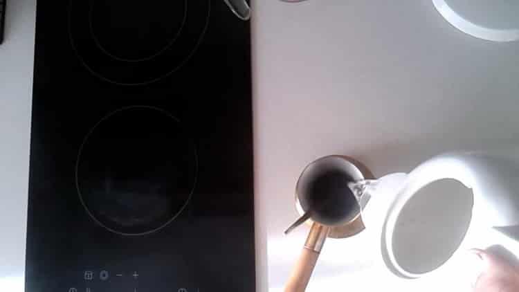 Přidejte do Turku vodu a připravte si kardamomovou kávu
