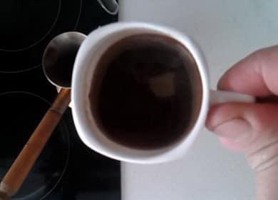 Kardamomová káva - recept v Turku
