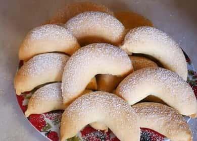 Křehký chléb s tvarohem - chutný a zdravý