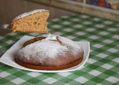Kefiiri piirakka hilloa - erittäin yksinkertaisia ja maukkaita leivonnaisia