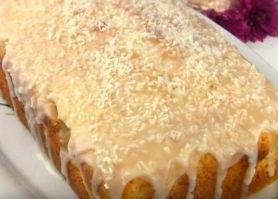 Най-вкусната рецепта за кекс в мляко: стъпка по стъпка снимки, подробни инструкции.