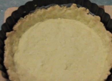 Приготвяме правилното тесто за киш по стъпка по стъпка рецепта със снимка.