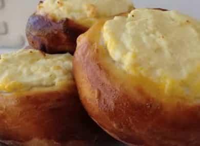 Tvarohové koláče s tvarohem - tajemství výborného slovinského pečení