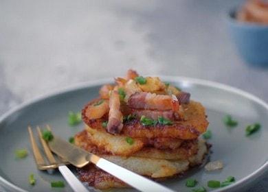 Готвене на вкусни палачинки: рецепта със стъпка по стъпка снимки и видеоклипове.