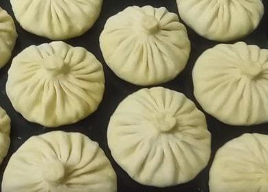 Приготвяме перфектното тесто за белите във фурната според рецептата стъпка по стъпка със снимка.